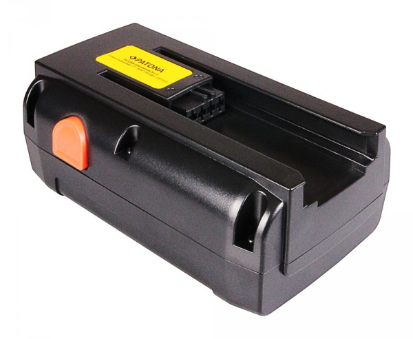 PATONA Batterie pour Gardena Spindelmher 380 Li Spindelmäher 402520 380 C 380 EC 380