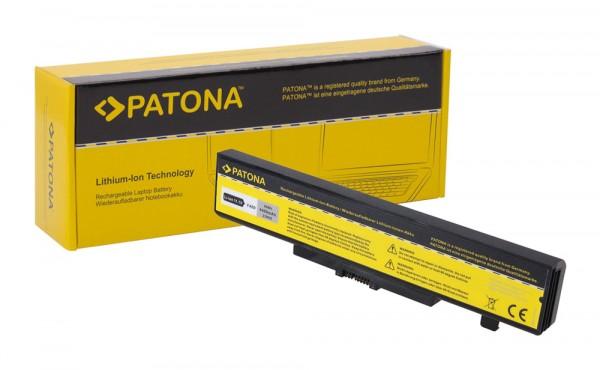 PATONA Batterie pour Lonovo Y480 V580 V580c W560 Y480 Essential G480 2184-22U G480