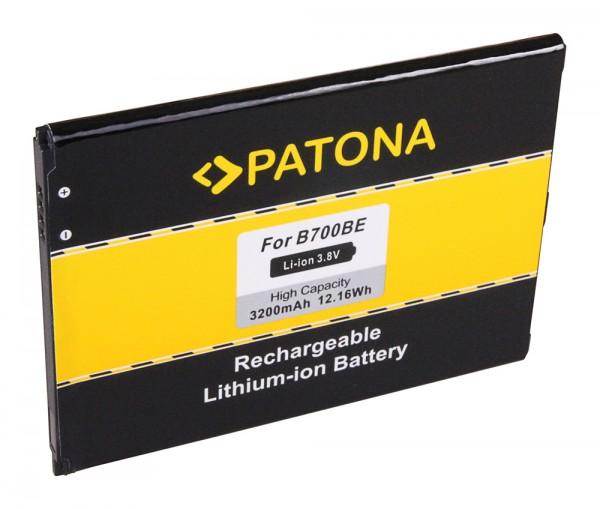 PATONA Batterie pour Samsung GT-i9205 Galaxy Mega Galaxy GT-i9200 GT-i9205 GT-i9208