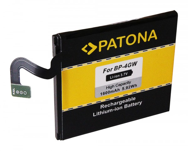 PATONA Battery f. Nokia Lumia 920 BP4GW BP-4G