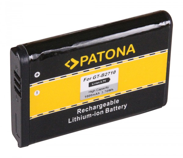 PATONA Battery f. Samsung GT-B2710 Xcover 271 AB80344