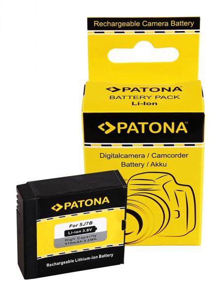 PATONA Batterie pour SJCAM SJ7 Star SJ7 Star SJ7 Star SJ7 SJ7000