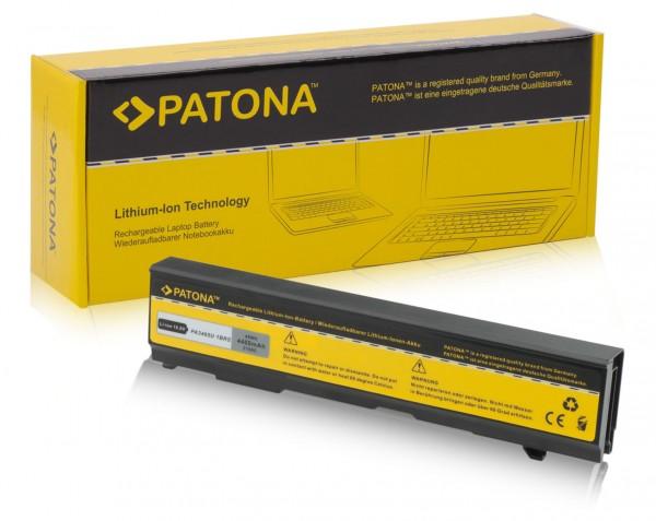 PATONA Battery f. Toshiba Dynabook AX/55A TW/750LS Equium A110-233