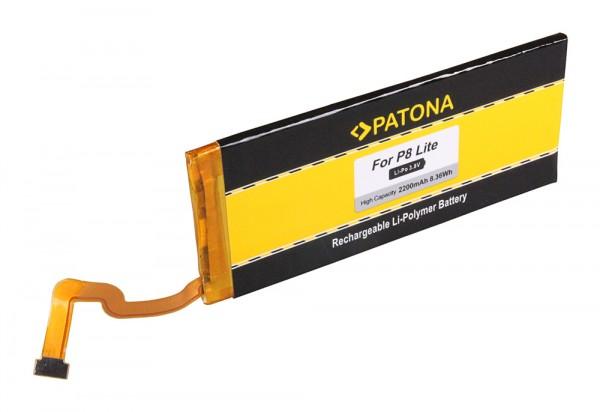 PATONA Battery f. Huawei Ascend P8 Lite HB3742
