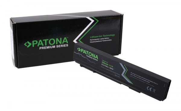 PATONA Premium Akku f. Toshiba PA3788 PA3788U-1BRS PABAS223 B450/B B452/F