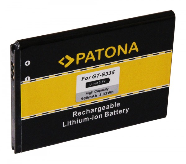 PATONA Battery f. Samsung Ch@t 335 Ch@t 357 Corby 2 REX80 REX80 DuoS S3350 S3570