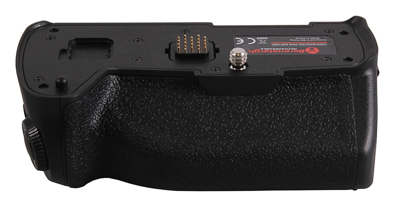 Berenstargh Battery Grip For Panasonic Dmw Bgg1rc G80 G85