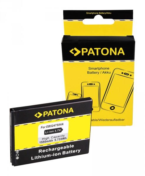 PATONA Battery f Samsung R920 Samsung Galaxy Attain 4G MetroPCS R920 I937