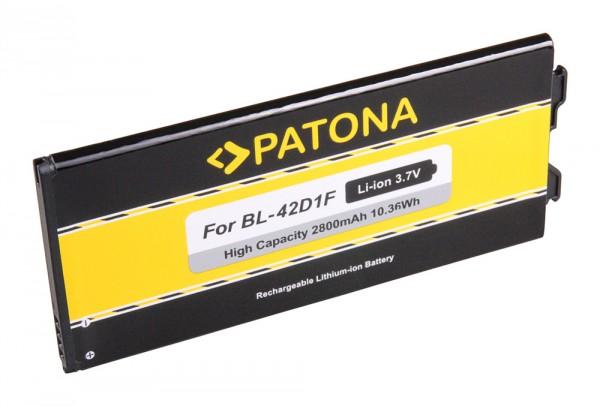 PATONA Batterie pour LG G5 G5 H820 H830 H831 H840 H848 H850 H860 H860N H868 G5 G5