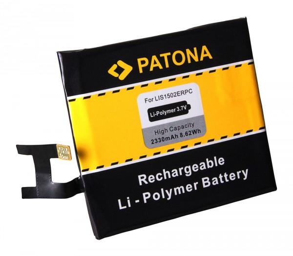 PATONA Batterie pour Sony Ericsson Xperia Z (L36H) Xperia L36H Z