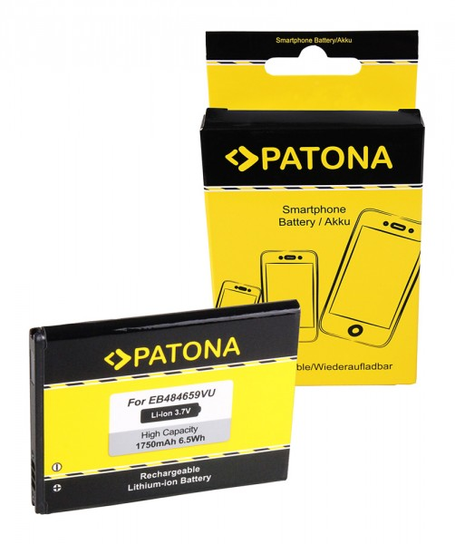 PATONA Battery for Samsung I519 I8150 i8150 Galaxy W S5690 Galaxy Xcover