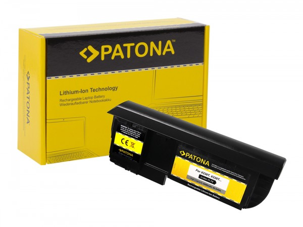 PATONA Battery f. Lenovo Tablet Thinkpad X220T, X230T, 0A36285, 0A36286