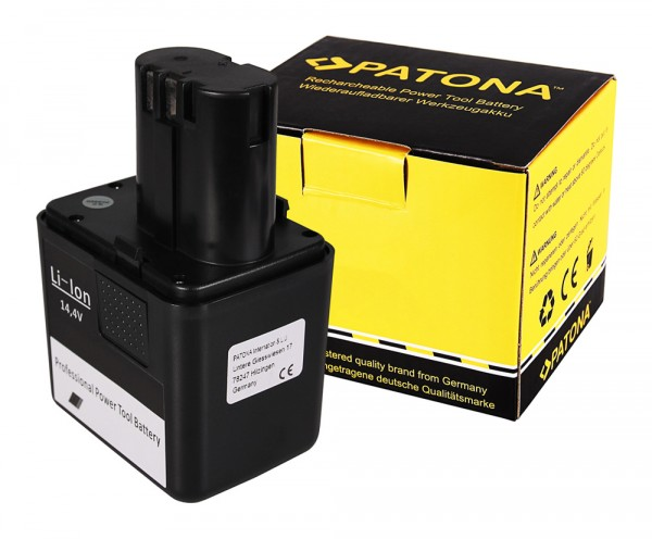 PATONA Battery f. Gesipa Accubird Firebird Powerbird PunchBird Gesipa 7251045