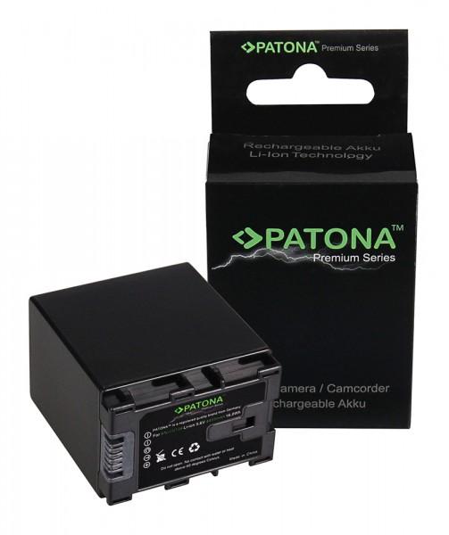 PATONA Premium Akku f. JVC BN-VG107 BN-VG138 BN-VG121 BN-VG114