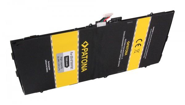 PATONA Battery f. Samsung Galaxy Tab S10.5 Galaxy SM-T800 WiFI SM-T805C 4G Tab S