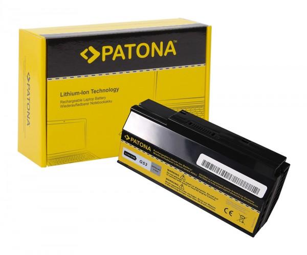 PATONA Batterie pour Asus G53 G73 G73S G53 G53J G53JW G53S G53SW G53SX 3D G53SX-A1
