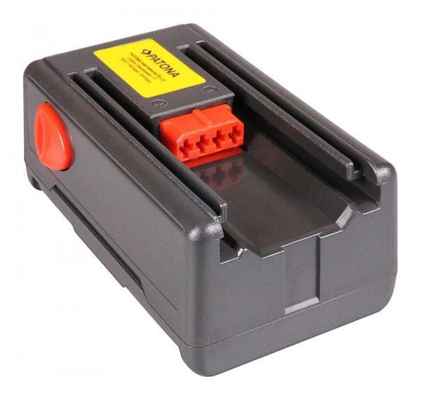 PATONA Batterie pour Gardena SmallCut 300 EasyCut 42 SmallCut 300 Heckenschere