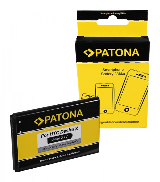 PATONA Battery for HTC A9393 Desire S 7 Mozart A7272 C510e Desire S