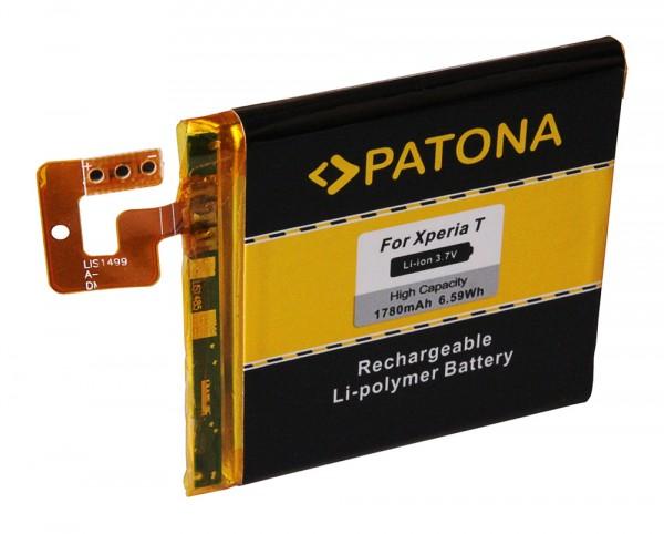 PATONA Akku f. Sony Ericsson Xperia LT30p T LIS1499ERPC