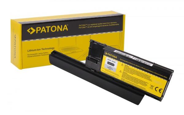 PATONA Batterie pour Dell D620 D630 Inspiron XPS D620 D630 Latitude D620 D630 D631