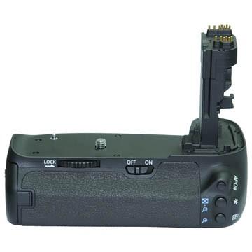 PATONA Batteriegriff f. Canon BG-E9 BGE9 EOS 60D EOS60D