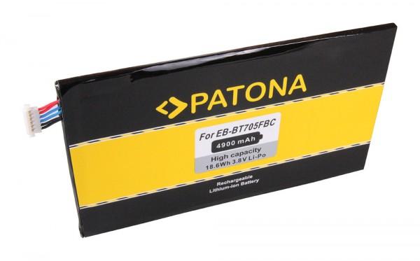 PATONA Battery f. Samsung Galaxy Tab S 8.4 Galaxy Klimt SC-03G SM-T700 SM-T705
