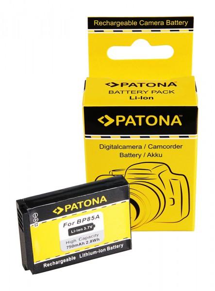 PATONA Batterie pour Samsung BP85A PL PL210 BP85A SH SH100 BP85A WB WB210