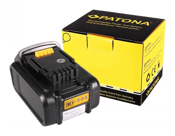 PATONA Batterie pour Dewalt XR-System DCB182 DCD DCD740 DCD740B DCD780 DCD780B