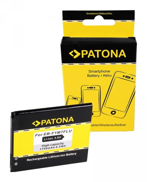 PATONA Battery f. Samsung EB425161LU i8160 Galaxy Ace 2 i8190 S7560 Galaxy