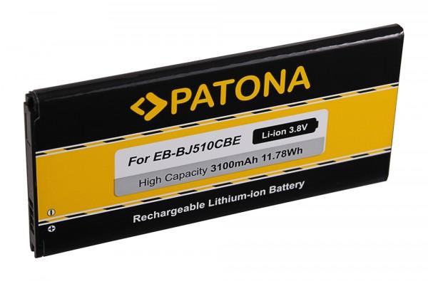 PATONA Batterie pour Samsung Galaxy J5 (2016) SM-J510 Galaxy J5 2016 SM-J510 SM-J510x