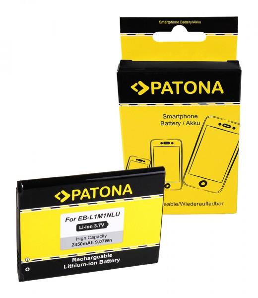 PATONA Batterie pour Samsung Galaxy Ativ S (I8370) Ativ Odyssey GTI8750 16GB