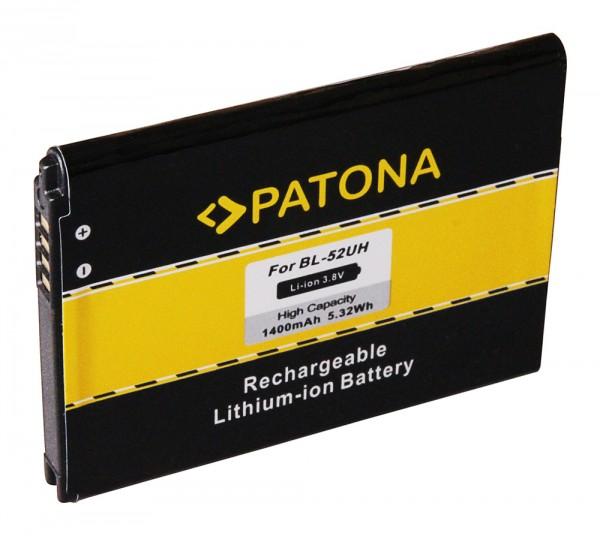 PATONA Batterie pour LG L65 L70 Optimus D280 D320 L65 L70