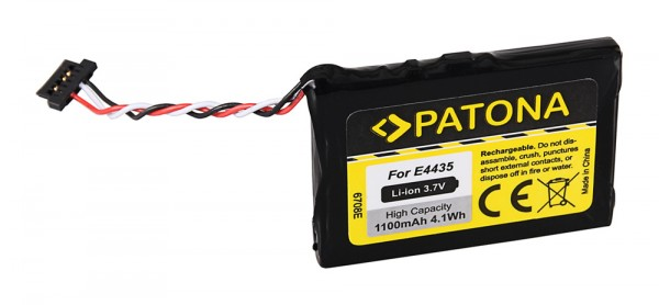 PATONA Battery f. Medion E4435 E4435 MD97182