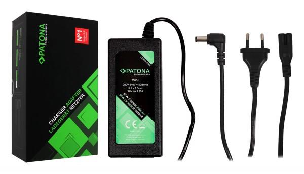PATONA Premium Netzteil 20V 3,25A 65W f. Fujitsu Amilo V5515 V5535 V3205 FSC03352A2065