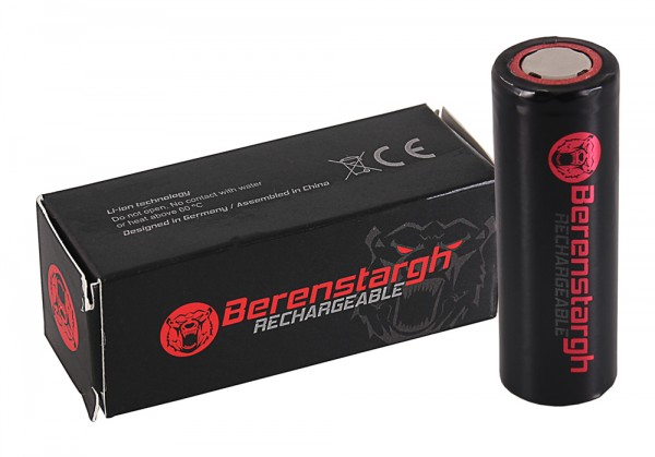 Berenstargh 22650 Cell KTG22650 - Battery 3,7V 3000mAh