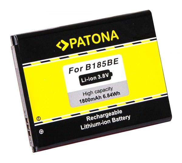 PATONA Batterie pour Samsung B185BE BC Galaxy Core Core DuoS Core Plus i8260 i8262
