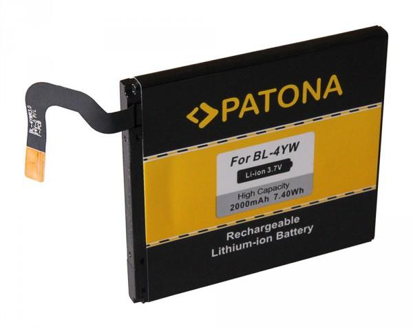 PATONA Batterie pour Nokia Lumia 925 Lumia 925