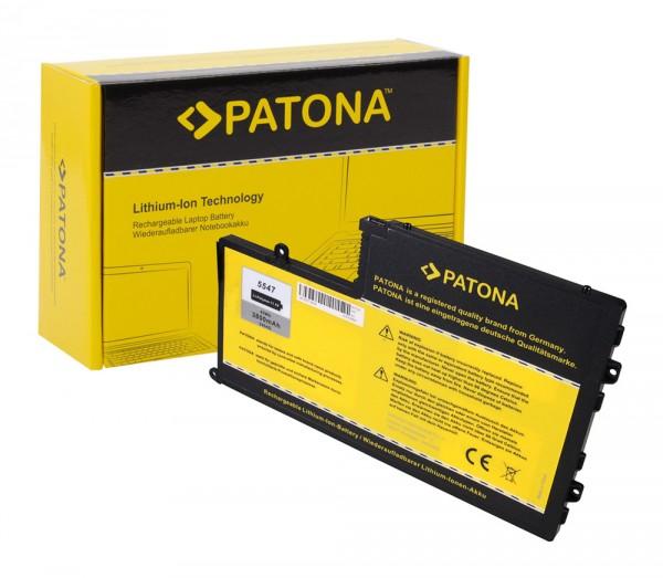 PATONA Akku f. Dell 5547 Inspiron 15 5547 15-5000 15-5547 N5547 1V2F6 DL01