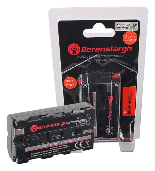Berenstargh Battery f. Sony NP-F550 F330 F530 F750 F930 F920 F550