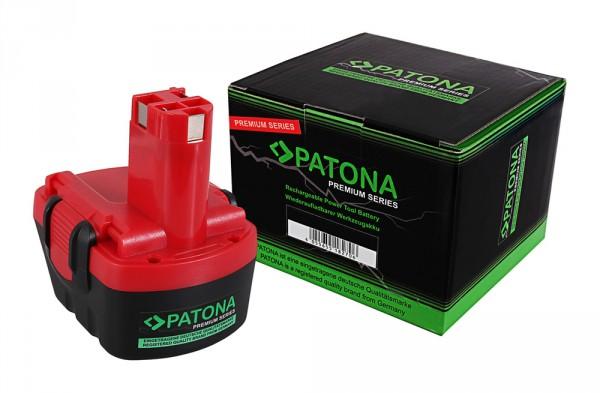 PATONA Premium Battery f. Bosch BAT043 Exact 8 12 700 GDR 12 V GDS 14.4V-LI
