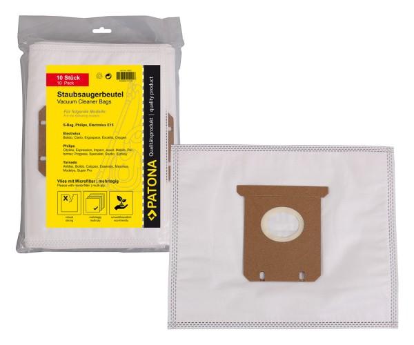 U 4640 Control 4  Org Staubbeutel Philips S-Bag  für Volta U 4610