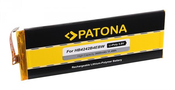 PATONA Battery f. Huawei Honor 6, H60-L01, H60-L02, H60-L11, H60-L04, HB4242B4EBW