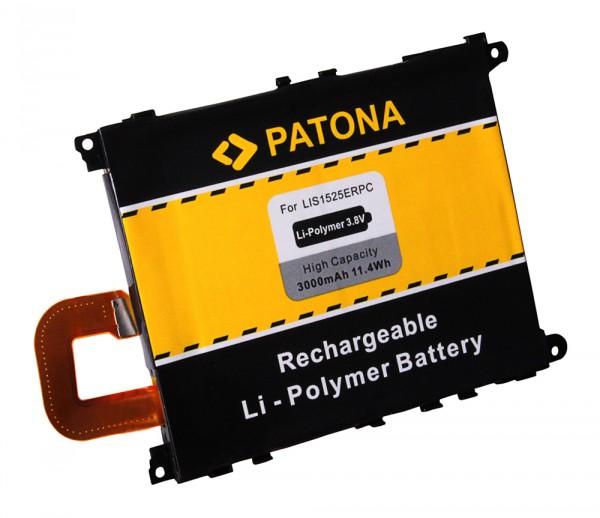 PATONA Akku f. Sony Xperia Z1 LT39h L39h C6902 C6903 C6906 LIS1525ERPC