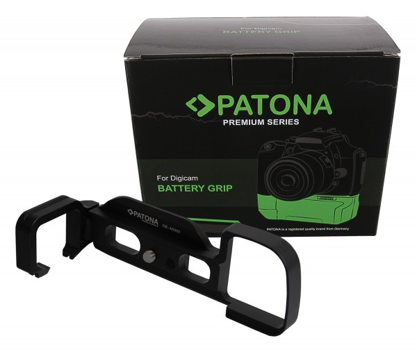PATONA Premium Handgrip GB-A6000 for Sony A6000 A6300