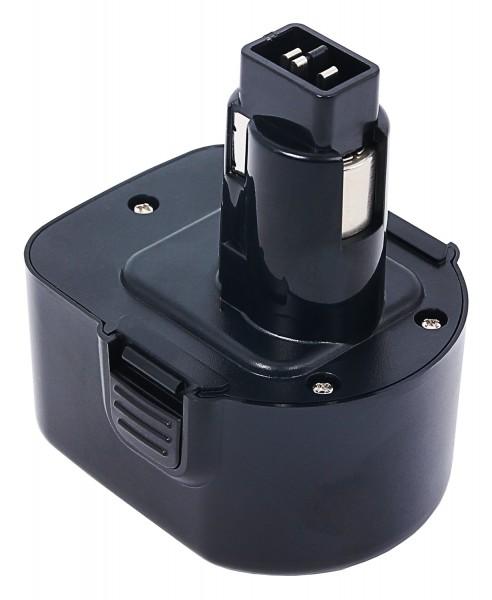 PATONA Akku f. Dewalt - Black & Decker - ELU und Würth Geräte 12 Volt, 3000 mAh