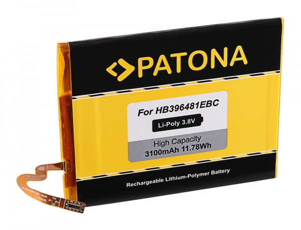 PATONA Batterie pour Huawei Honor 5x Ascend G7 Plus G8 G8x Honor 5x Honor 5x 6