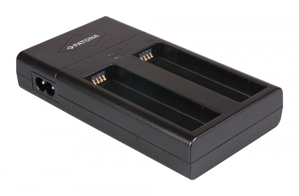 PATONA Dual Schnell-Ladegerät f. DJI HB01 Osmo Handheld 4k Camera Zenmuse X3