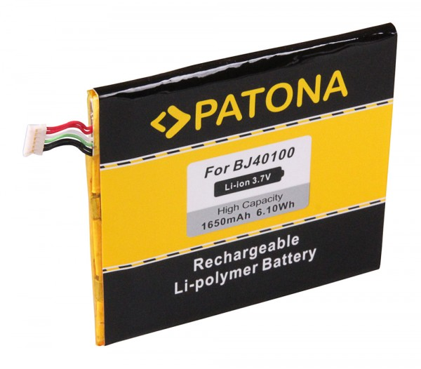 PATONA Batterie pour HTC One S One S S Z520e