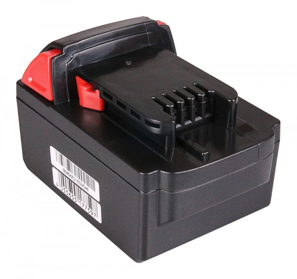 PATONA Batterie pour Milwaukee M18 2696-24 M18 2601 2610 2611 2620 2630 2650 2601 -