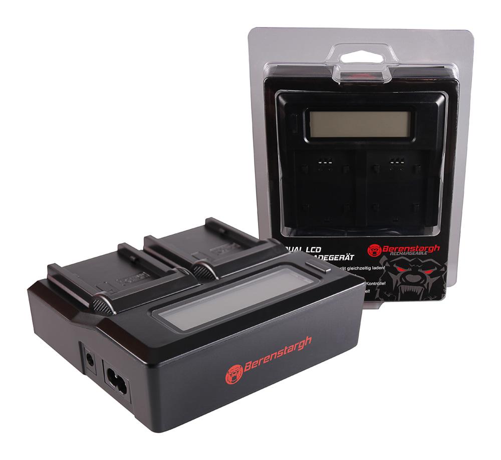 Synchron USB Ladegerät f GoPro Gopro AHDBT 401 Hero4 Black